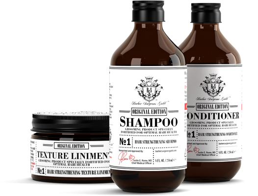 Cleanse & Style Kit w/ Texture Liniment