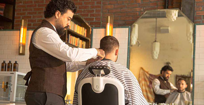 Grooming Salon Services
